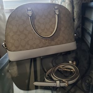 Coach Sierra Satchel Large